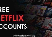 Free-Netflix-Accounts passwords