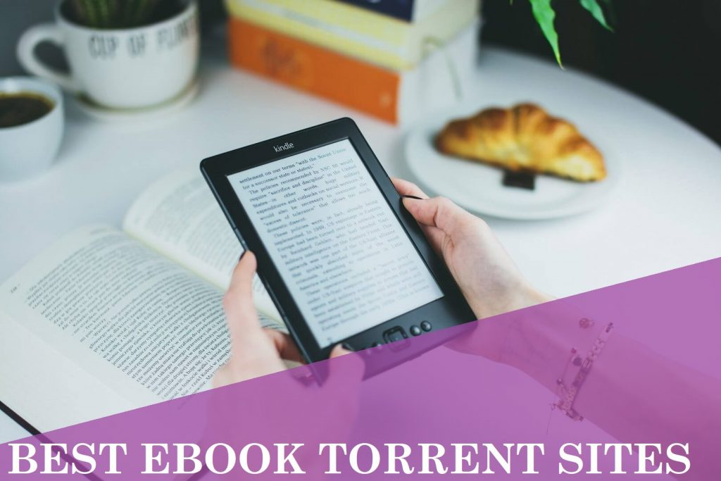 Best E-Book torrent sites