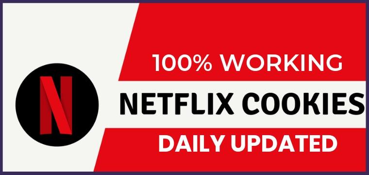 Cookies de Netflix