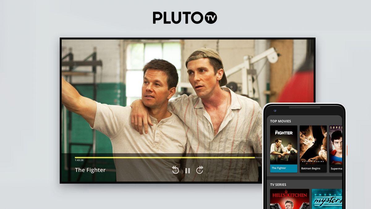 Pluto on TV