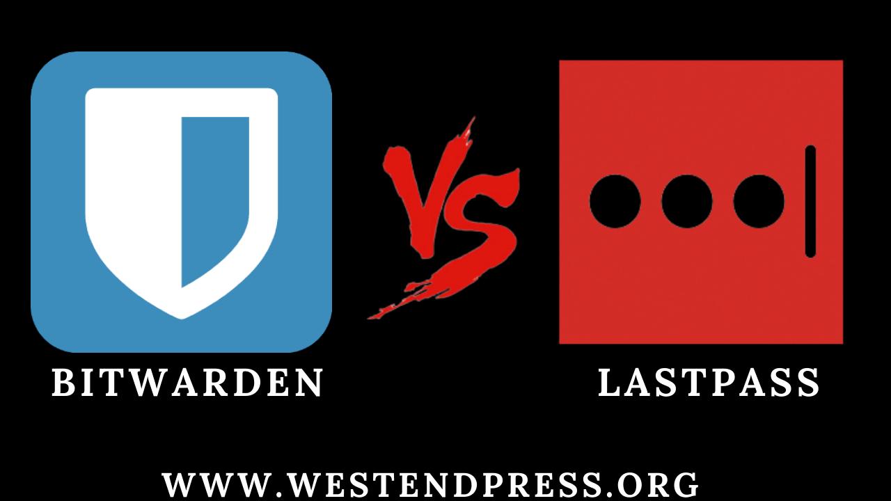 Bitwarden VS Lastpass