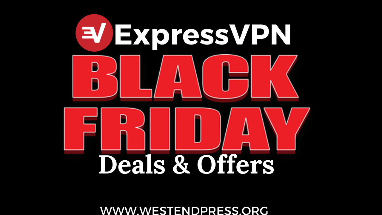 Express VPN Black Friday deals and offers