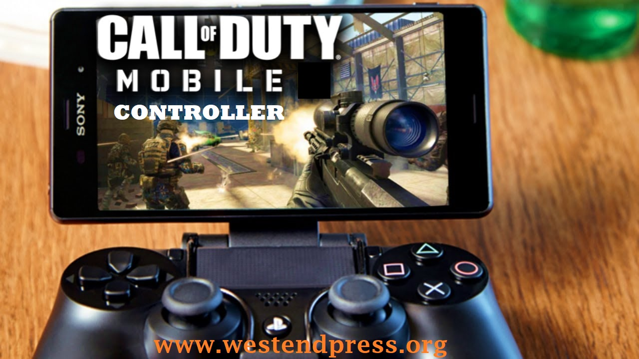 Best Call Of Duty mobile controller