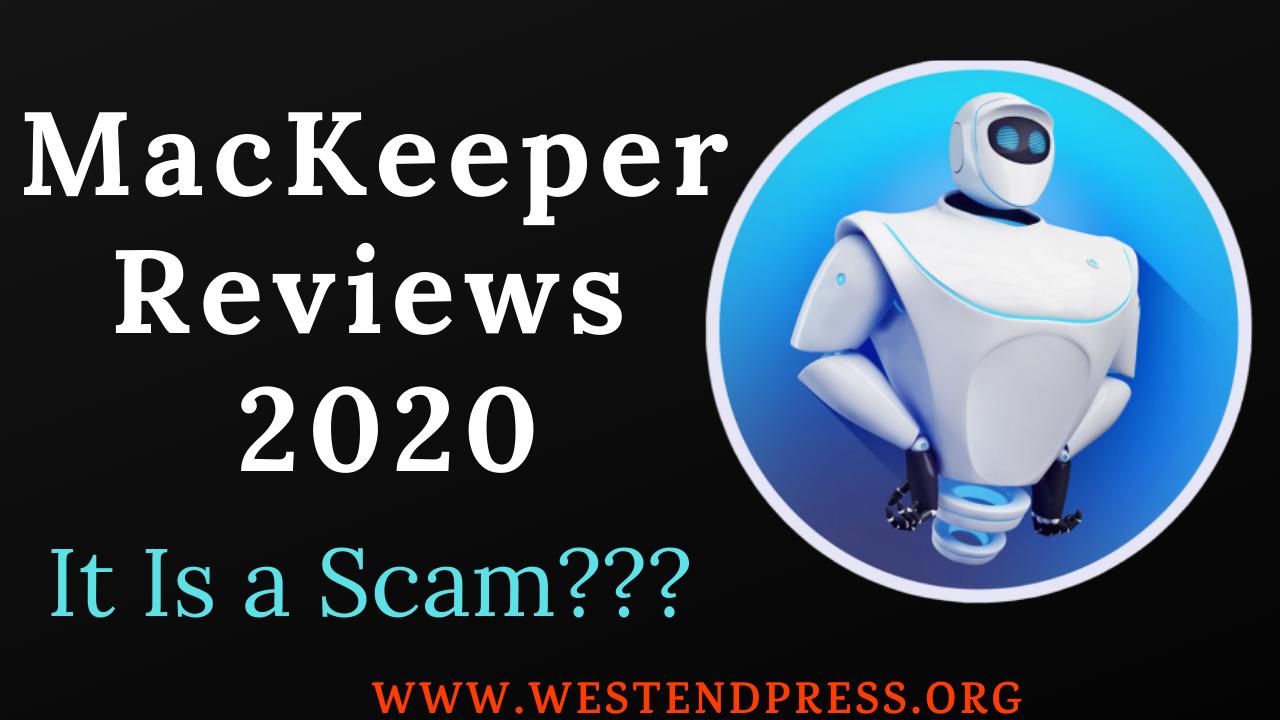 MacKeeper reviews 2020