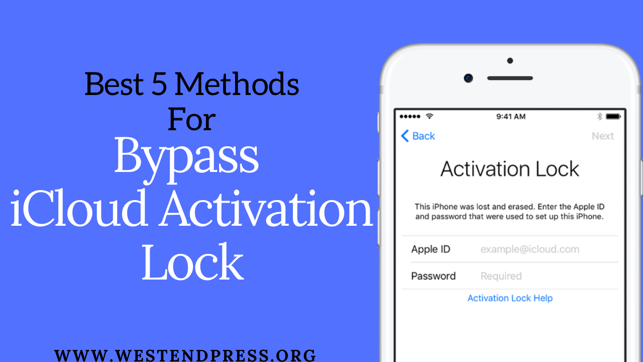 5 best methods to bypass iCloud activation lock