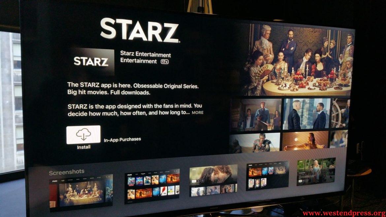 StarZ streaming