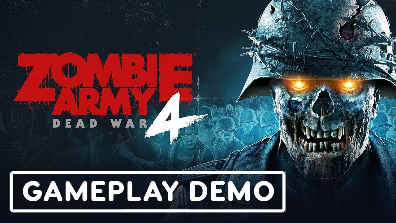 Zombie Army 4:Dead war