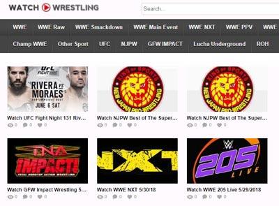 Go Watch Wrestling