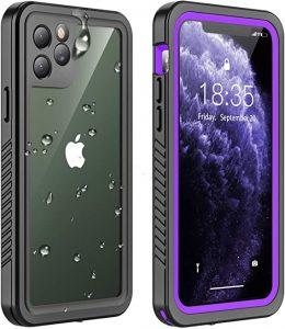 Temdan iPhone 11 pro water proof case