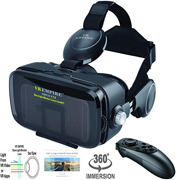 VR Empire VR Headset