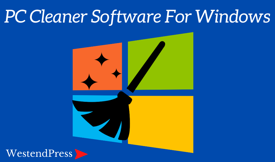 PC cleaner software for windows