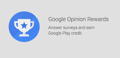 Uso de Google Opinion Rewards