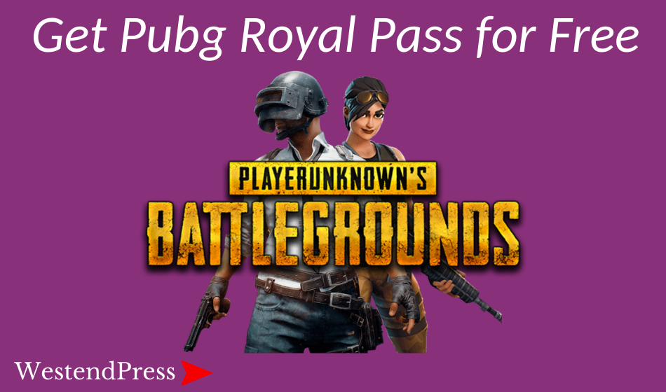 Obtenga PUBG Royal Pass gratis