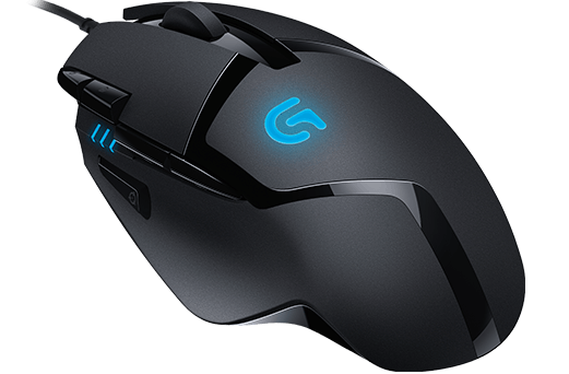 Logitech G602 Hyperion Fury Gaming Mouse USB 8 Buttons