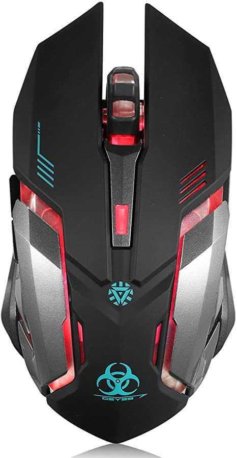 VEGCOO C8 Silent Wireless Gaming Mouse