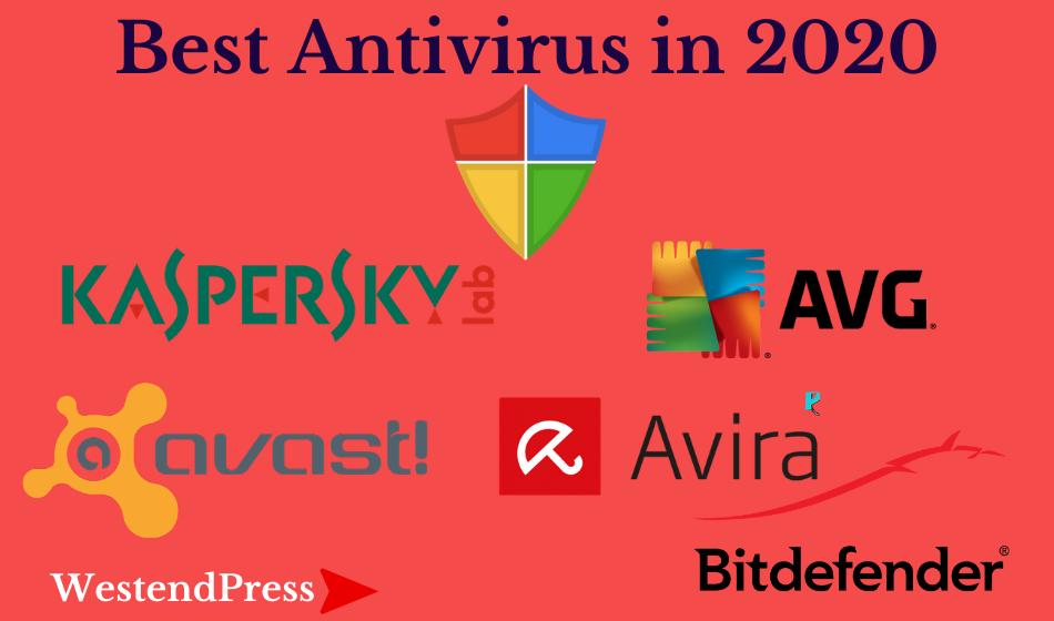 Best antivirus in 2020