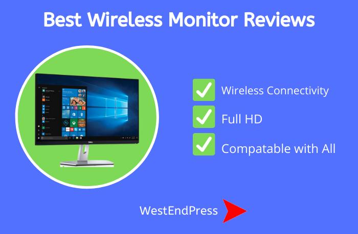 Best Wireless Monitors