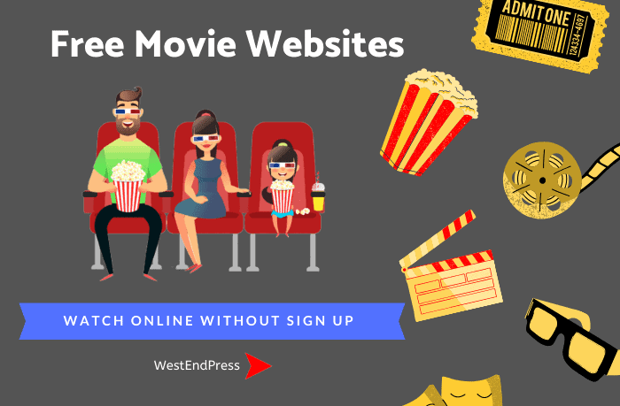 Free Online Movie Streaming Sites