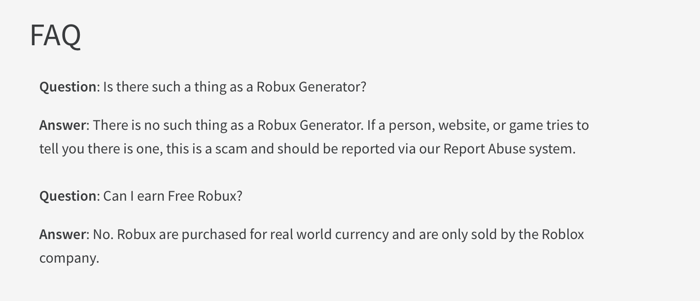 Free Robux Generator No survey dont work
