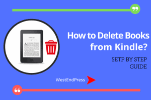 How to Delete Books from Kindle?