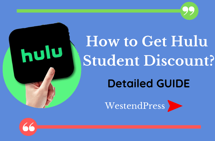How to Get Hulu Student Discount
