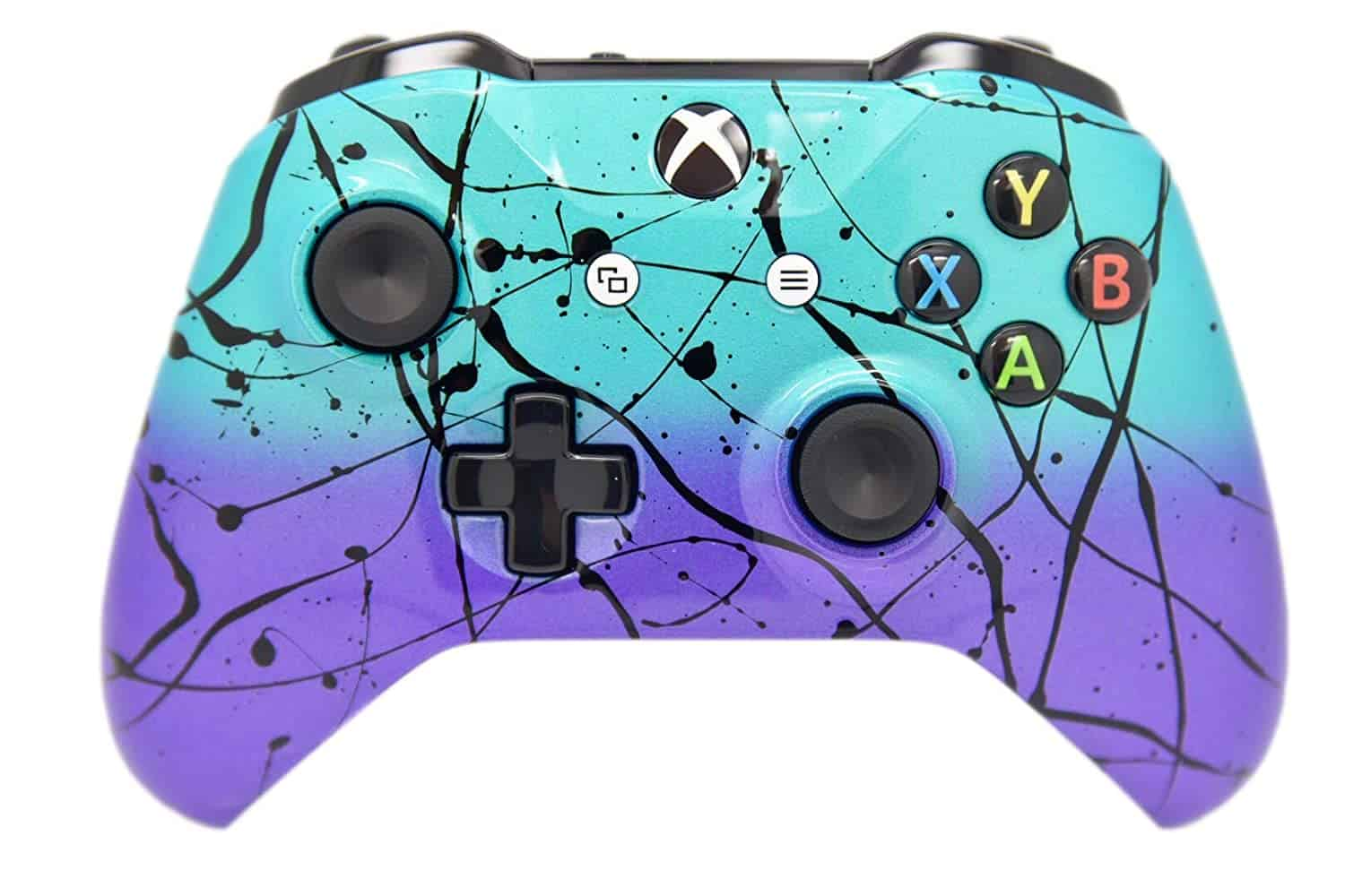ProControllers LLC Hand Airbrushed Fade Custom Controller