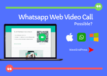 Whatsapp Web Video Calling