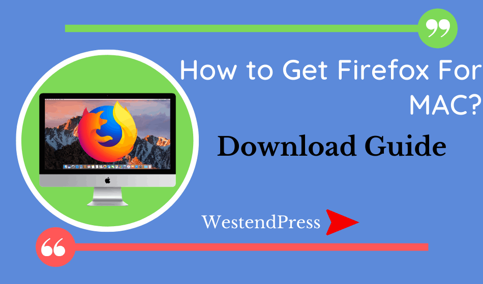 How to get Firefox for MAC ?
