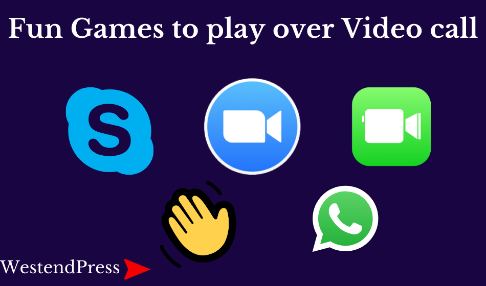 fun games to play over video call